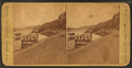 Harper's Ferry, W. Va., scenery. (Canal boats, and horses on the tow path.), from Robert N. Dennis collection of stereoscopic views.png