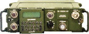 Bowman (communications system) - The HF PRC 325 is based on the Harris RF-5800H model