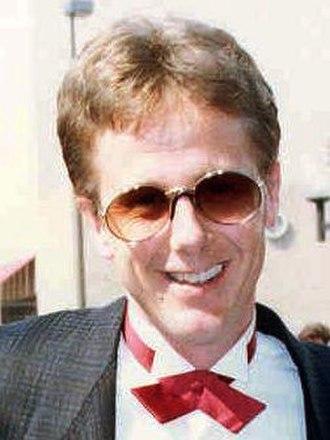Harry Anderson - Anderson in 1988