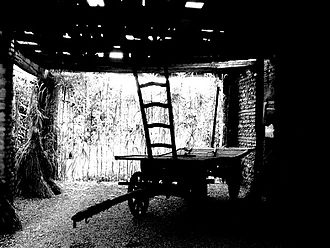 Harry Bertoia - Harry Bertoia's Birthplace (Barn)