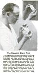 Harry Houdini Cigarette paper trick.png