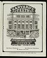 Harvard's Teeth, 272 Oxford Circus, London. Advertisment Wellcome L0034862.jpg