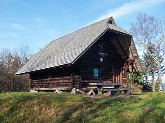 Farrenkopf - Image: Hasemann Hütte