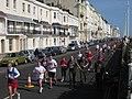 Hastings Half Marathon, Marina, St Leonards - geograph.org.uk - 1204815.jpg