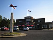 Hatfield, The Comet hotel - geograph.org.uk - 209701