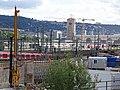 Hauptbahnhof Stuttgart vom Budapester Platz aus 01.jpg