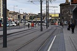 Haymarket Tram Stop (geograph 4200642).jpg