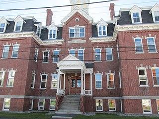 Healy Asylum United States historic place