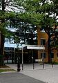 Heidelberg - Max-Planck-Institut für Kernphysik - Walther-Bothe Laboratorium eingang.JPG
