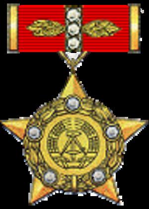 Sigmund Jähn - Image: Held der DDR