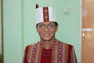 Vice-President of Myanmar - Image: Henry Van Thio