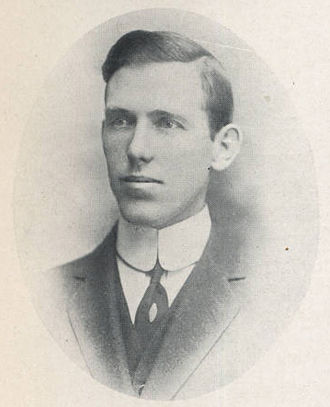 Henry W. Lever - Lever pictured in The Hinakaga 1913–14, Carroll yearbook