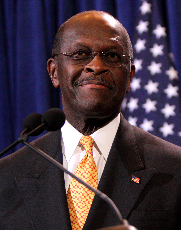 Trump Picks Former Presidential Candidate Herman Cain for ...  |Herman Cain