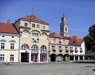 Center of Herzogenburg