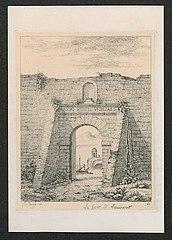 Het fort St. Laurent