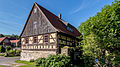 Hetschburg Haus Nr. 19 Wohnhaus Westansicht II.jpg
