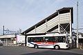 Higashi-Moro Station bus stop 20130326.JPG