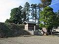 Higashimatsuyama Takasaka Palace Remains 1.JPG