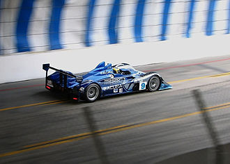Acura ARX-01 - Image: Highcroft Acura Long Beach 2007
