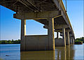 Highway 71 and 64 bridge, Van Buren, AR.jpg