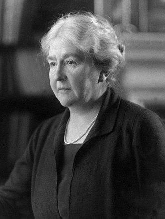 Hilda Runciman, Viscountess Runciman of Doxford - Viscountess Runciman