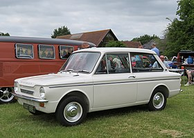 Hillman Imp 875cc registered February 1967.jpg