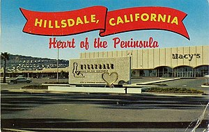 Hillsdale Shopping Center 1950s Postcard.jpg