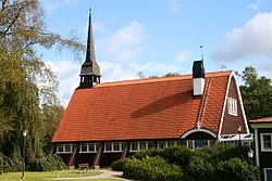 Hindås church