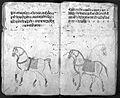 Hindi Manuscript 191, fols. 25 verso, 26 rec Wellcome L0024218.jpg