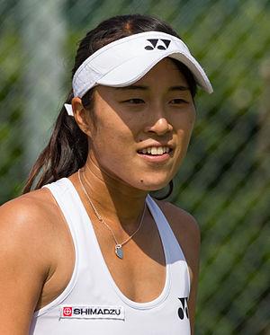 Hiroko Kuwata - Image: Hiroko Kuwata 1, 2015 Wimbledon Qualifying Diliff