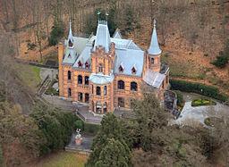 Hirschburg in Königswinter