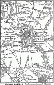 Jerusalem Karte Deutsch.Jerusalem Wikipedia