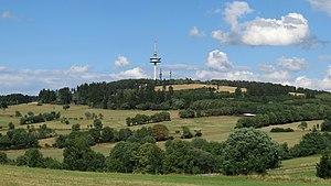 Hoherodskopf from the southwest