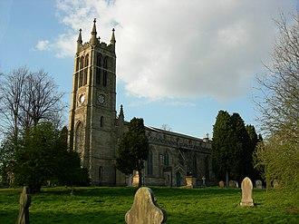 Wordsley - Holy Trinity Church, Wordsley