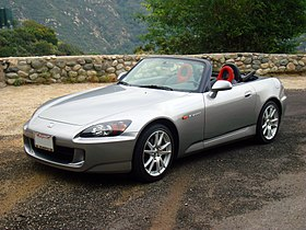 New Honda S2000 >> Honda S2000 Wikipedia