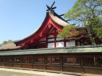 Munakata, Fukuoka - Munakata Taisha