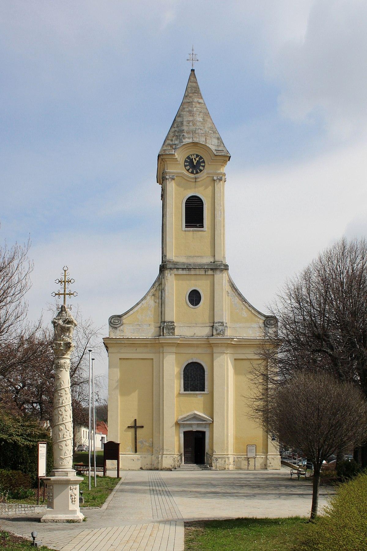 Pfarrkirche St. Anna, Hornstein - Wikidata Hornstein