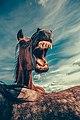 Horse baring its teeth (Unsplash).jpg