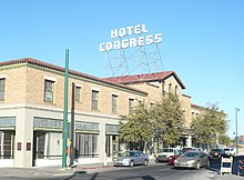 Downtown Tucson Hotel Congreb