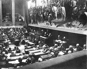 House of Magnates - Session of the House of Magnates in 1894