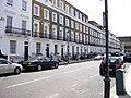 Houses in Moore Street Chelsea - geograph.org.uk - 1305692.jpg