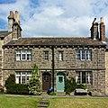 Houses on Main Street, Kirk Deighton, North Yorkshire (Taken by Flickr user 17th June 2012).jpg
