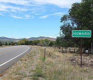 Howard, Colorado Census Designated Place in Colorado, United States