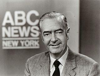 Howard K. Smith American news anchor