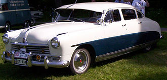 Hudson Commodore - 1949 Hudson Commodore sedan