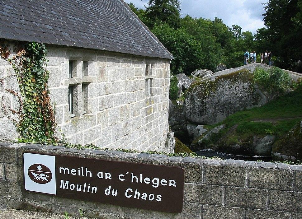 Huelgoat Chaos mill