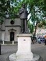 Hugh Dowding statue, Strand WC2 - geograph.org.uk - 1324154.jpg