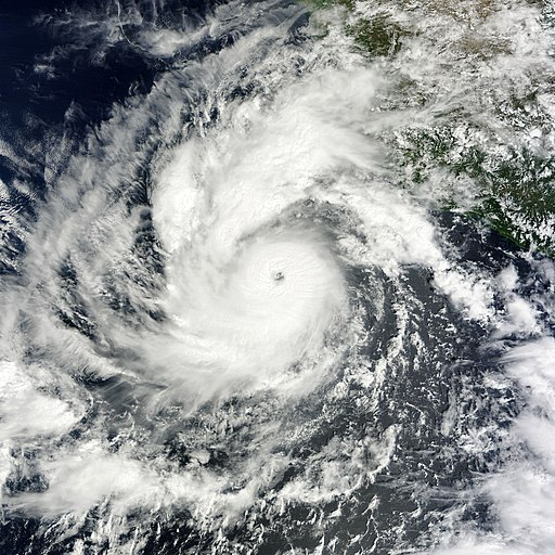 Hurricane Jova Oct 10 2011 1740Z