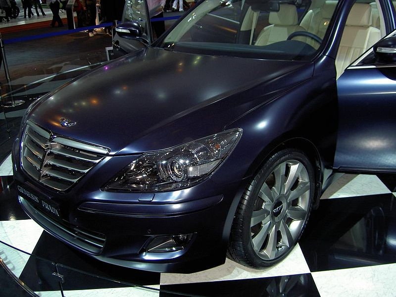 Genesis Sedan Prada - Hyundai Genesis Forum