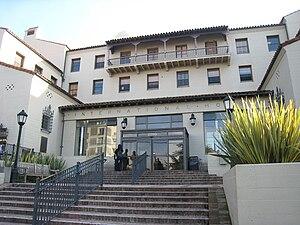 International House Berkeley - Image: I House Berkeley front